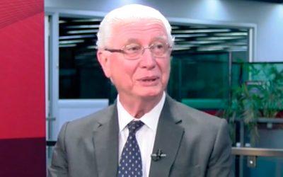 Entrevista a Raúl Bertelsen Repetto, publicada en EmolTV