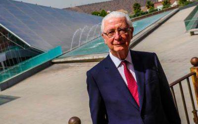 Entrevista realizada por La Tercera a don Raúl Bertelsen Repetto